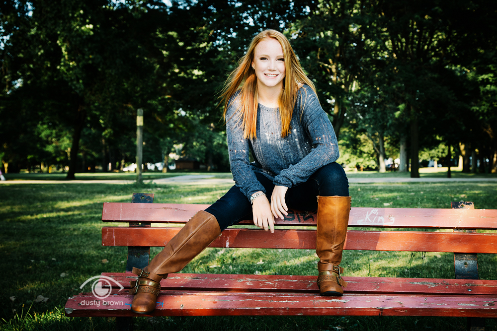Grand Rapids Senior Pictures